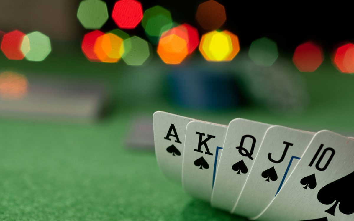Play Poker To Stand The Job You Hate!