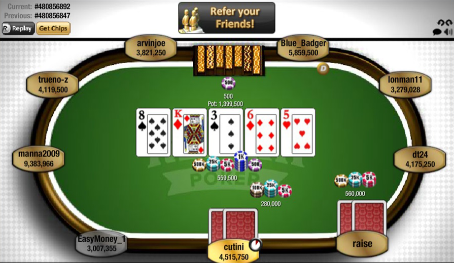 Where Would You Play Poker Online?