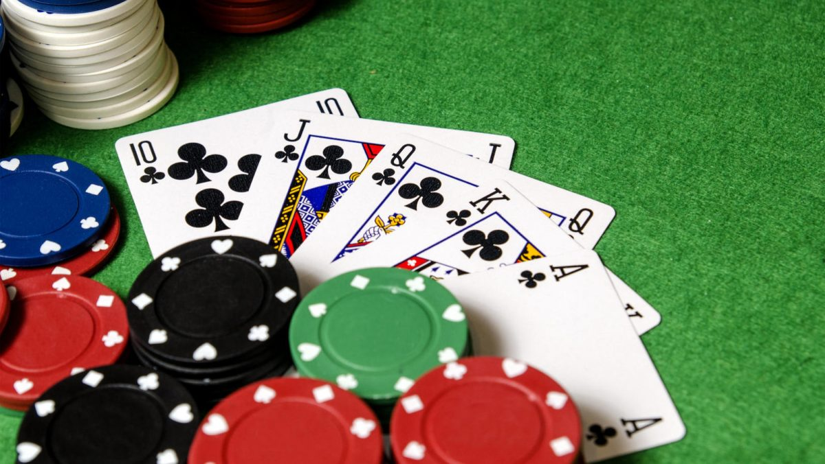 NJ Online Poker Online Game