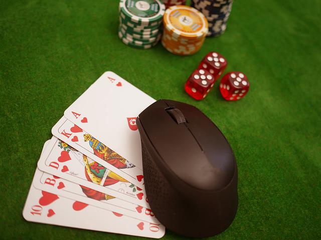 Playing Online Poker Sites Gambling