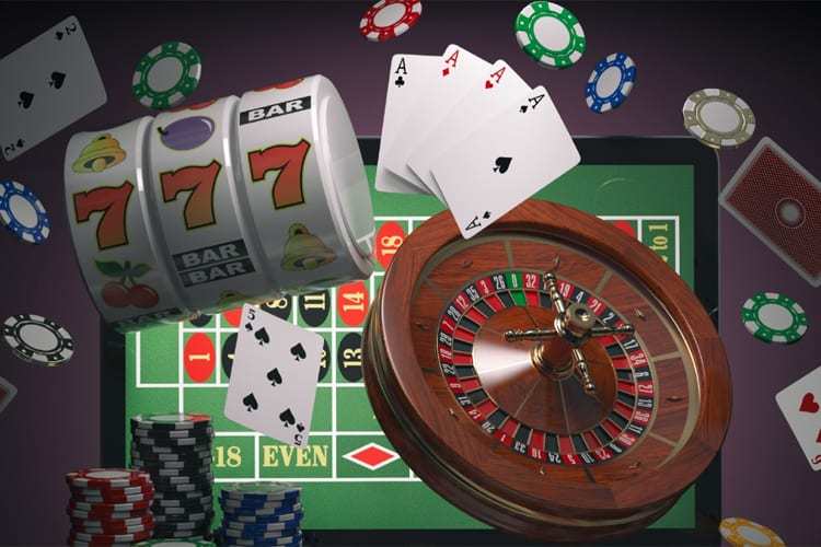 Intro To Online Casinos  What Casinos Are AllAround