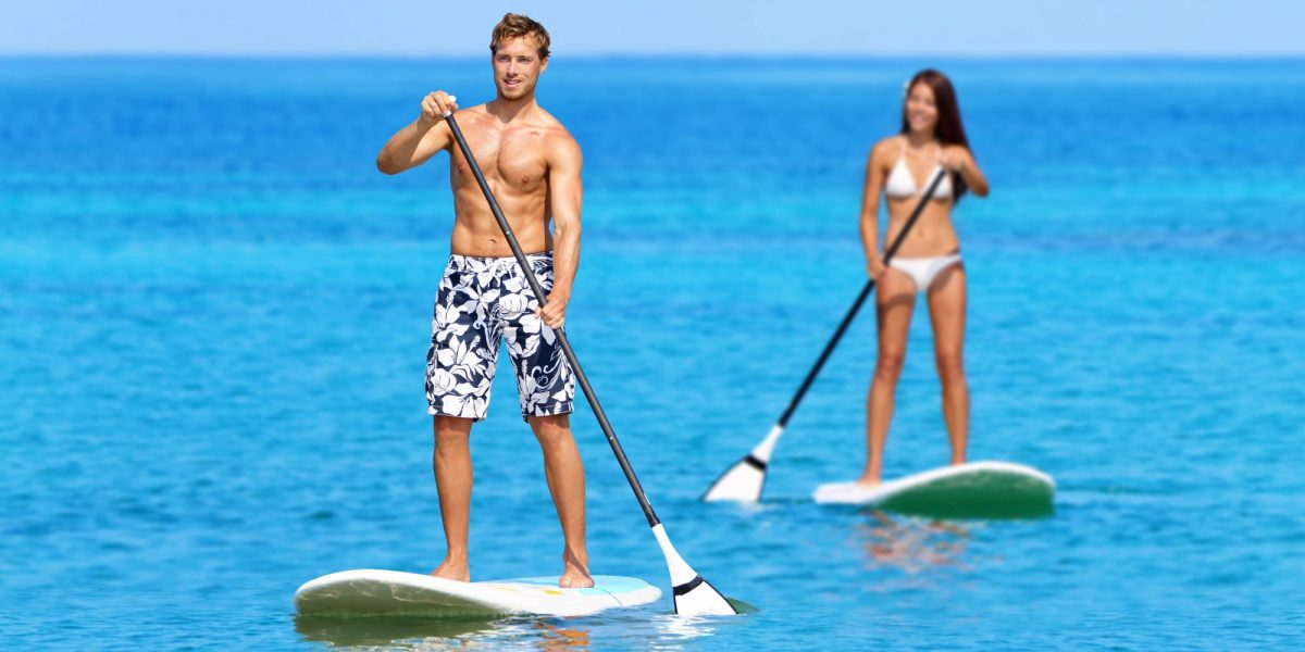 Learn How I Had My Inflatable Paddle Board In 2 Days