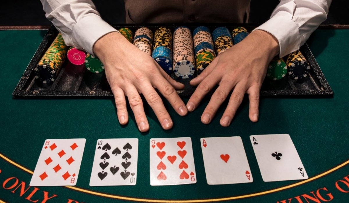 Three Ways To Reinvent Your Online Gambling