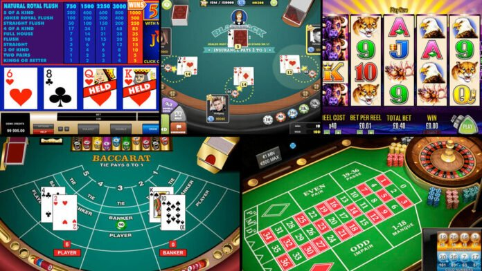 Three Causes It's Good To Stop Stressing About Gambling