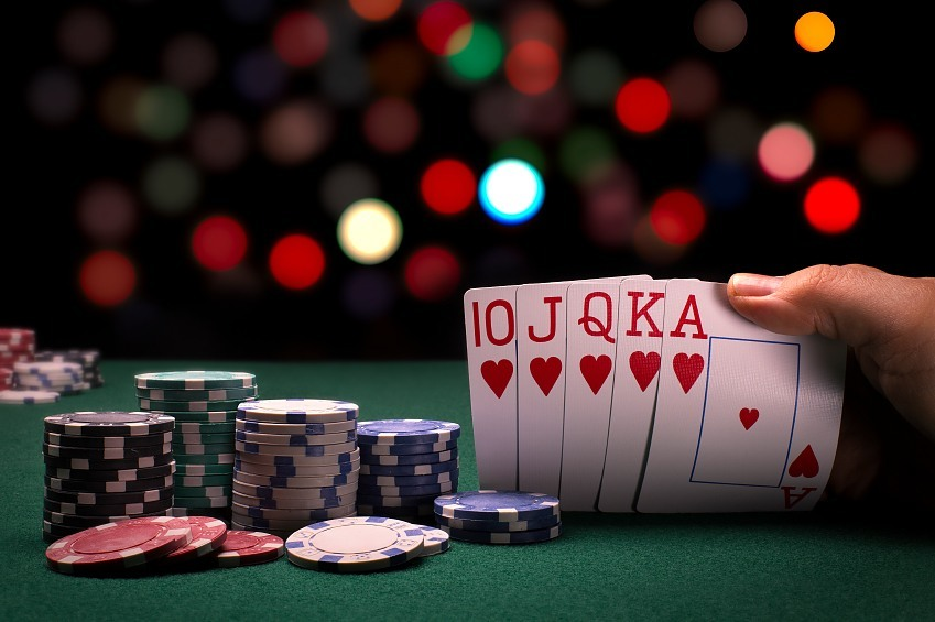 Most Properly Guarded Secrets About Gambling