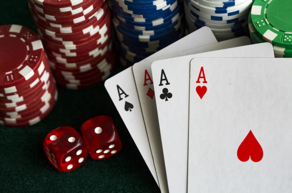 The Most Missed Fact About Gambling Revealed